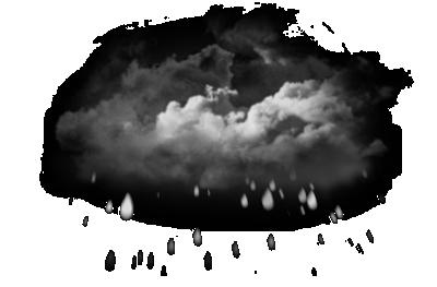 Občasný dážď
