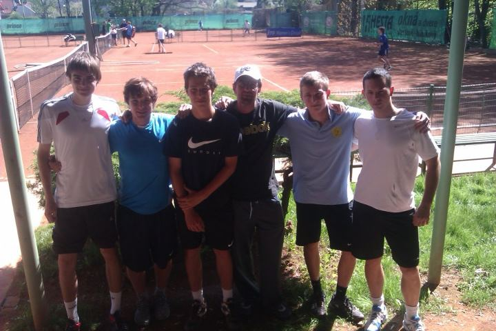 Družstvo mužov TC DIXON Tenisia B. Bystrica