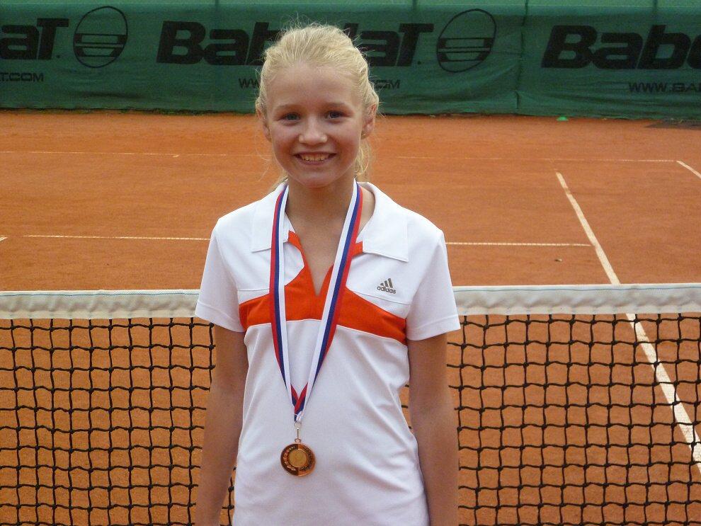 Adriana Hilmerová - 3. miesto na Majstrovstvách Slovenska