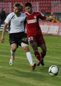 FK Dukla Banská Bystrica - FK Senica, 6.10.2012