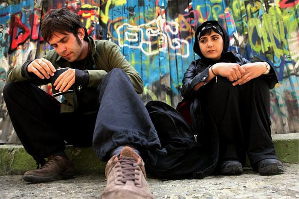 Iránsky film Nenávisť
