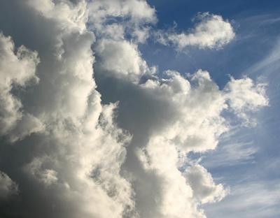oblaky pocasie
