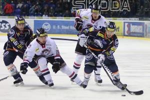 HC Kosice - HC '05 Banská Bystrica, 28.12.2012