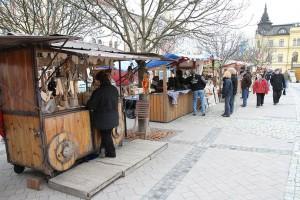 Ve¾konoèné trhy, 25.3.2013, Banská Bystrica