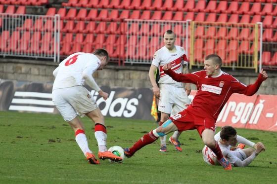 FK Dukla Banská Bystrica - FC ViOn Zlaté Moravce, 13.4.2013, Banská Bystrica
