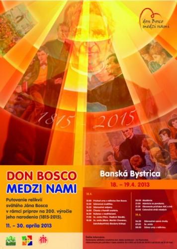 Don Bosco na Slovensku