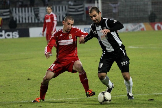 FK Dukla Banská Bystrica - Spartak Myjava, 17.11.2012