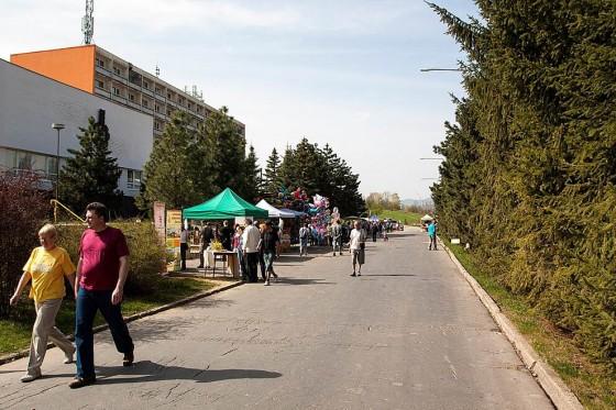 Farmársky trh na Banosi, 27.4.2013, Banská Bystrica