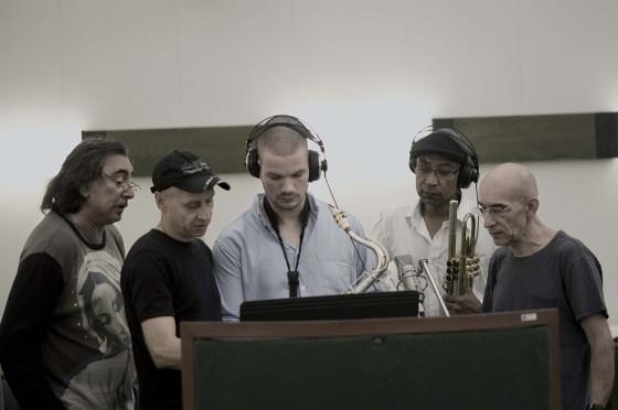 Nikolaj Nikitin Quartet and Michael Patches Stewart