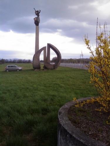 socha Radosť