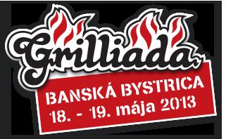 logo Grilliada 2013
