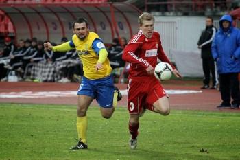 FK Dukla Banská Bystrica - MFK Košice, Banská Bystrica, 1.12.2012