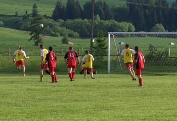 futbal dedina