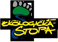 logo ekologická stopa