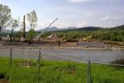 MVE Šalková - výstavba