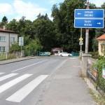 križovatka Bystrička