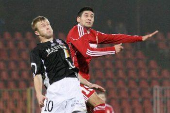 FK Dukla Banská Bystrica - MFK Ružomberok, Banská Bystrica, 20.11.2012