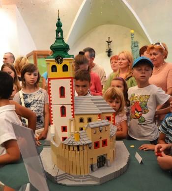 Výstava Lego, Postavme si svet, Stredoslovenské múzeum, 15.8.2013
