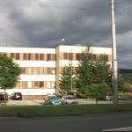 Sídlo DPM Banská Bystrica - dopravný podnik mesta