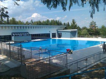 Kúpalisko Kováèová, Holidaypark Kováèová