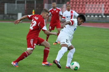 FK Dukla Banska Bystrica - AS Trencin, Banska Bystrica, 21.9.2013