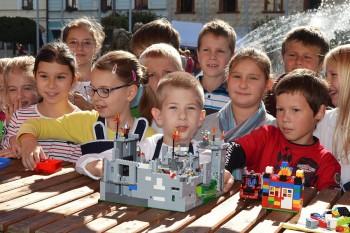 Lego rekord, Postavme si svet, stavenie lega, Banska Bystrica, 12.9.2013
