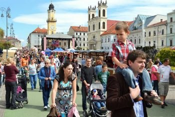 Radvanský jarmok 2013, nedela, Banska Bystrica, 13.9.2013