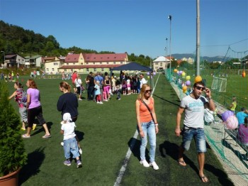 Sportovy den Kralova, ihrisko Radvan, Banska Bystrica, 7.9.2013