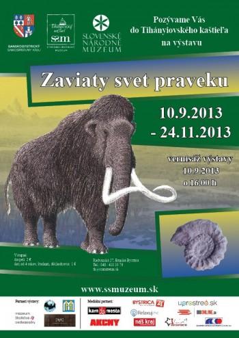 Plagát_na_výstavu_Zaviaty_svet_praveku