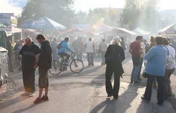 Radvanský jarmok 2013, atmosféra jarmoku, Banska Bystrica, 12.9.2013