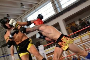 Euroliga Muay Thai , Banska Bystrica, 6.10.2013