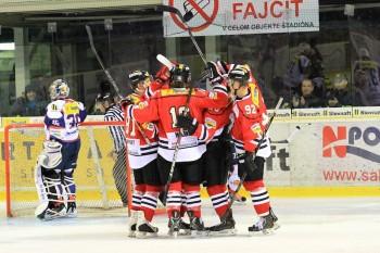 HC '05 Banska Bystrica - HKM Zvolen, Banska Bystrica, 15.10.2013