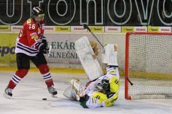 HC '05 Banska Bystrica - MsHK Zilina, Banská Bystrica, 29.10.2013