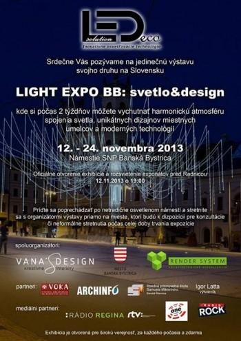 LIGHT EXPO BB