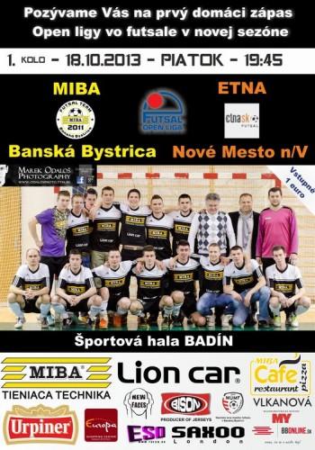 MIBA BB - ETNA NM