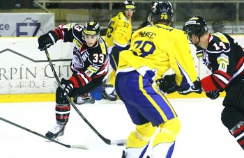 HC '05 Banska Bystrica - SHK 37 Piestany, Banska Bystrica, 10.10.2013