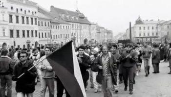 17 november 1989 banská Bystrica