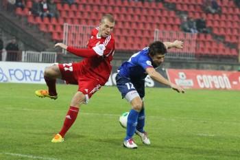 Fk Dukla Banská Bystrica - FC ViOn Zlaté Moravce, Banská Bystrica, 2.1.2013