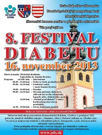festival diabetu