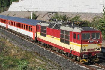 vlak expres cc