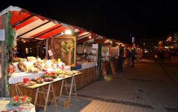 Vianocne trhy, Banská Bystrica, 3.12.2013