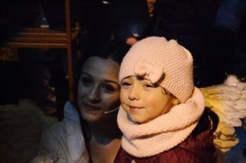 Mikulas a koncert skupiny Buty, Banská Bystrica, 6.12.2013