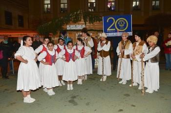 Vianocny LIONS punc, Banská Bystrica, 5.12.2013