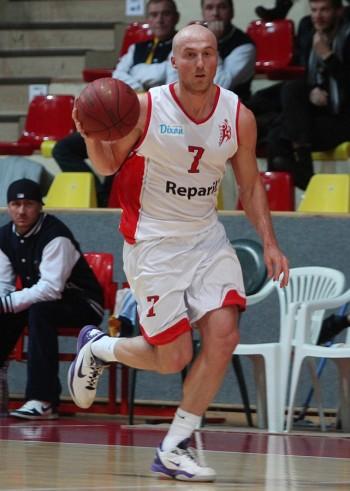 SKP Banska Bystrica - Iskra Svit, basketbal, Banská Bystrica, 16.12.2013
