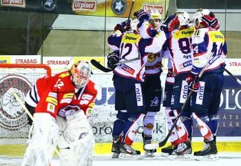 HC '05 Banska Bystrica - HKM Zvolen, derby, Banská Bystrica, 10.12.2013