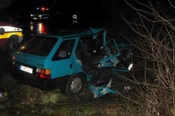 Dopravná nehoda, Luèatín, Polícia, 26.12.2013