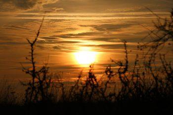 slnko zapad pocasie rudolf kubik foto