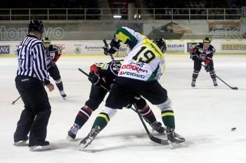 HC '05 Banska Bystrica - MsHK Zilina, 3.1.2014