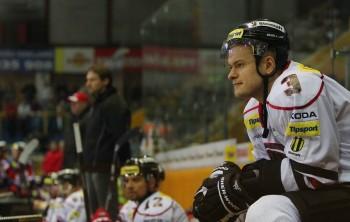 HMK Zvolen - HC '05 Banska Bystrica, derby, Zvolen, 12.1.2014