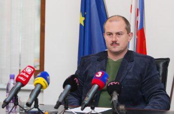 Marian Kotleba, tlacova konferencia BBSK, 23.1.2014